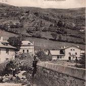 Il était une fois le Vaulmier dans le Cantal - L'Auvergne Vue par Papou Poustache