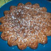 Gâteau au chocolat, façon Kinder