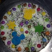 Gâteau d'anniversaire enfant Mickey Minnie - Les recettes d'Alicia