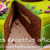 Gâteau de pâques - Les recettes d'Alicia