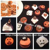 Biscuits Halloween - Les recettes d'Alicia