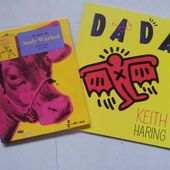 Andy Warhol et Keith Haring. (dès 4 ans) -
