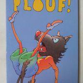 Plouf! de Philippe Corentin. -