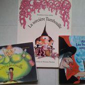 La cuisine des sorcières - 3 albums dès 4 ans. -