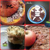 Cinq recettes automnales et Halloweenesques.