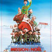 Mission : Noël. Les aventures de la famille Noël (long-métrage d'animation dès 3 ans)