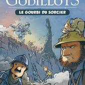 Les Godillots. Tome 1. Le gourbi du sorcier. Olier et Marko (Dès 9 ans) + histoire du camouflage