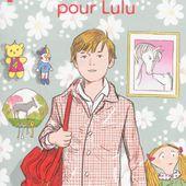 Deux familles pour Lulu. Agnès LACOR (Dès 8 ans)