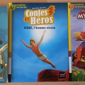 Premières lectures-Premiers romans # 8 - Mythologie grecque (Dès 5-6 ans)