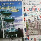Jouer et découvrir #38 - Go to London with Usborne (Dès 5 ans)