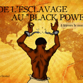 "De l'esclavage au ""Black Power"" à travers le monde... Texte d'Aude BELIVEAU et illustrations de LuCien - 2016 (Dès 8 ans)"