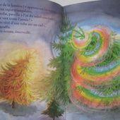 La robe de Noël. Texte et illustrations de Satomi ICHIKAWA - 2009 (Dès 3 ans)