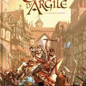 Le Trône d'Argile - Tome 1 - Le Chevalier à la hache - 2008 (BD)