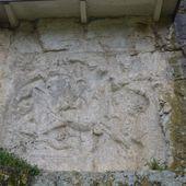 Le Bas Relief du Dieu Mithra à Bourg Saint Andéol (Ardèche 07) - Sud Drôme