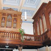 L'orgue du Grand Séminaire - Festival d'Orgues de Namur