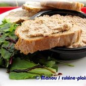 Tartines thon échalotes mayonnaise - Mes Meilleures Recettes Faciles