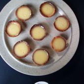 Recette des tartelettes au citron (Christophe Felder) - Mes Meilleures Recettes Faciles