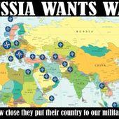 Les États-Unis jouent l'escalade contre la Russie