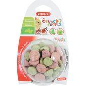 Friandises Crunchy Pearls pour cochon d'inde, lapin, chinchilla - Cochon d'inde, cobaye, guinea pig, infos, actus, mooc, video, santé, focus