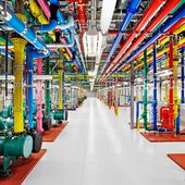 Google Datacenter - We slip into a thunderdome of data - Dare to be better ? OK ! - OOKAWA Corp.