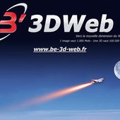 B'3DWeb : 1 image vaut 1000 mots, UNE 3D vaut 100.000 mots - OOKAWA Corp.