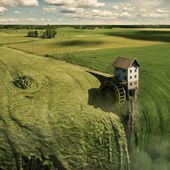 The beautiful surreal worlds of Erik Johansson - OOKAWA Corp.