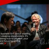 To me, Business isn't about wearing suits ... - OOKAWA Corp.
