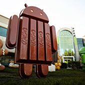 Le smartphone VA se démocratiser : Google Kit Kat pour l'Inde, l'Afrique ... - OOKAWA Corp.