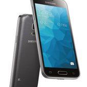 Samsung lance la version Mini de son Galaxy S5 Mini - OOKAWA Corp.