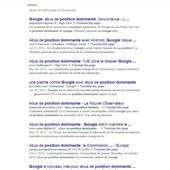 Google, abus de position dominante ... plainte, abus, ... Dare to be better ? OK ! - OOKAWA Corp.