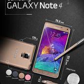SAMSUNG Galaxy Note 4 : un 360° en avant première - OOKAWA Corp.