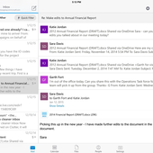 Microsoft lance Outlook sur tablettes iOS et Android - OOKAWA Corp.