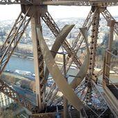 La Tour Eiffel s'offre deux éoliennes à 127 m d'altitude - OOKAWA Corp.
