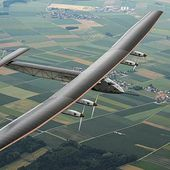 Solar Impulse Attempts to 'Achieve the Impossible' by Flying Around the World Using Only Solar Energy - OOKAWA Corp.