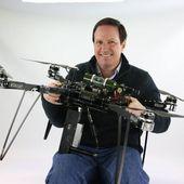 Un drone pour planter 1 Milliard d'arbres/an pour lutter contre les 26 Milliards d'arbres arrachés dans la même année ! - OOKAWA Corp.