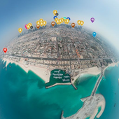 Dubaï 360 : la visite guidée interactive ultime qui ringardise Google Street View ! Dare to be better ? Ok ! - OOKAWA Corp.