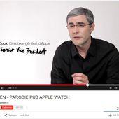 PARODIE PUB APPLE WATCH par Cyprien : Déjà 2 Millions de VUS en 2 JOURS - OOKAWA Corp.