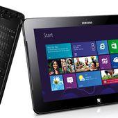 Samsung une tablette de 18,4 pouces - OOKAWA Corp.