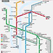 Du WiFi dans le métro lyonnais en 2017 - OOKAWA Corp.
