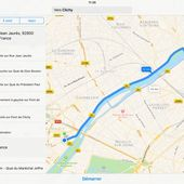Apple se renforce encore en cartographie - OOKAWA Corp.