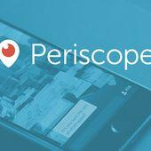 Twitter se lance dans la vidéo en direct avec Periscope - OOKAWA Corp.