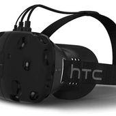 Les précommandes du casque de réalité virtuelle HTC Vive ouvrent le 29 février ! - OOKAWA Corp.