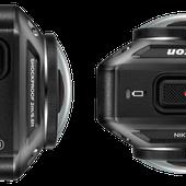 Nikon KeyMission 360 : caméra d'action pour imagerie sphérique - OOKAWA Corp.