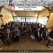 B'360 renseigne sur l'identité des Conférenciers Feed Community de ce 28 Avril 2016 - OOKAWA Corp.