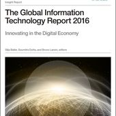 The Global Information Technology Report 2016 - OOKAWA Corp.