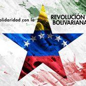 Communiqué de soutien: Respect à la démocratie au Venezuela - Viva Venezuela