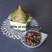 Pâte de pistache - mille et une saveurs dans ma cuisine