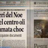 """PresaDiretta del 22 febbraio 2015 - A.I.L. - V.A.S. Onlus per il """"Vulture Alto Bradano"""" - Coordinamento locale Salviamo il Paesaggio"""