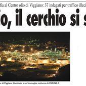 Una Vergogna che ha un solo titolo: Petrolio in Terra di Basilicata! - AIL - VAS e Forum SiP per il Vulture Alto Bradano