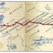 LA VIA APPIA: dal Lazio alla Puglia passando per la Basilicata ed intravedendo Monteserico. - AIL - VAS e Forum SiP per il Vulture Alto Bradano